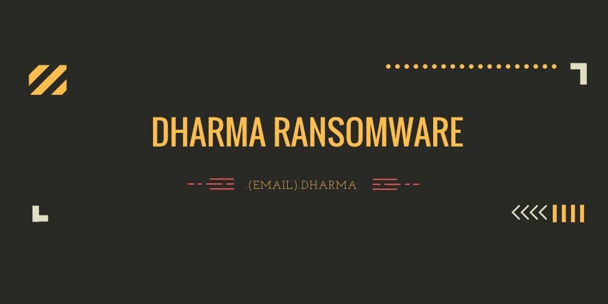 Ransomware Dharma Sicurezza Informatica